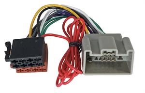 Переходник ISO для VOLVO (14pin) C30/C70 06+, S40/V50 04+, XC90 02+ INCAR ISO VV-04
