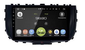 Штатная магнитола Roximo CarDroid RD-2330F для KIA Soul III 2019-2020 на Android 10.0