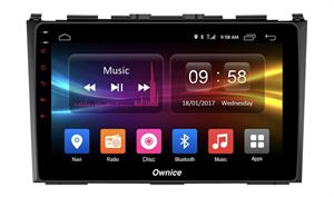 CarMedia OL-9640-2D-N для Honda CR-V III 2007-2012 на Android 10.0