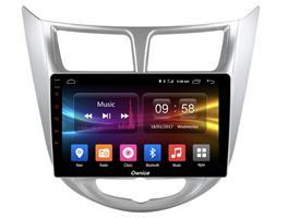 CarMedia OL-9707-2D-N для Hyundai Solaris I 2011-2017 на Android 10.0
