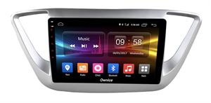 CarMedia OL-9710-2D-N для Hyundai Solaris II 2017-2020 на Android 10.0