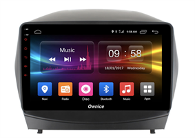 CarMedia OL-1702-2D-N для Hyundai ix35, Tucson II 2011-2015 на Android 10.0
