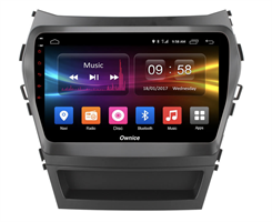 CarMedia OL-9703-2D-N для Hyundai Santa Fe III 2012-2018 на Android 10.0
