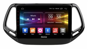 CarMedia OL-1255-2D-N для Jeep Compass II 2017-2021 на Android 10.0