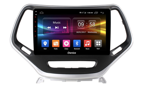 CarMedia OL-1253-2D-N для Jeep Cherokee IV (WK2) 2013-2017 на Android 10.0