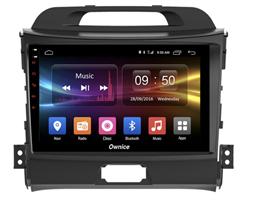 CarMedia OL-9735-2D-N для KIA Sportage III 2010-2016 на Android 10.0