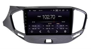 CarMedia OL-9061-2D-N для Lada Vesta 2015-2021 на Android 10.0