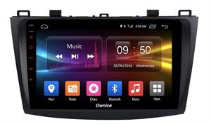 CarMedia OL-9507-2D-N для Mazda 3 (BL) 2009-2013 на Android 10.0