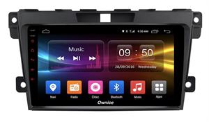 CarMedia OL-9509-2D-N для Mazda CX-7 I 2006-2012 на Android 10.0