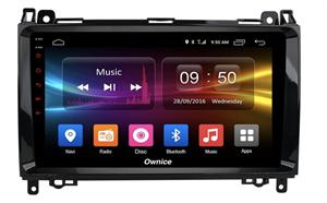 CarMedia OL-9946-2D-N для Mercedes A-klasse (W169) 2004-2012, B-klasse (W245) 2005-2011, Vito ll (W639) 2006-2014, Vito III (W447) 2014-2020, Viano ll (W639) 2006-2014 на Android 10.0