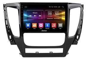 CarMedia OL-9638-2D-N для Mitsubishi Pajero Sport III 2015-2019 на Android 10.0