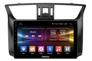 CarMedia OL-1666-2D-N для Nissan Sentra VII (B17) 2014-2017, Tiida II 2015-2017 на Android 10.0