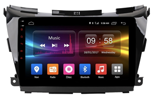 CarMedia OL-1663-2D-N для Nissan Murano III (Z52) 2015-2021 на Android 10.0