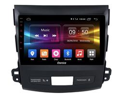 CarMedia OL-9636-2D-N для Mitsubishi Outlander II (XL) 2006-2012 на Android 10.0