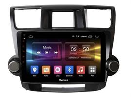 CarMedia OL-1616-2D-N для Toyota Highlander (U40) 2007-2013 на Android 10.0