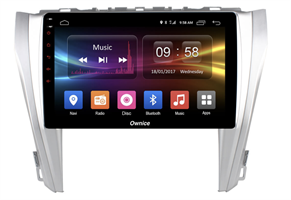 CarMedia OL-1608-2D-N для Toyota Camry V55 2014-2018 на Android 10.0
