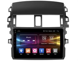 CarMedia OL-9605-2D-N для Toyota Corolla X 2006-2013 на Android 10.0
