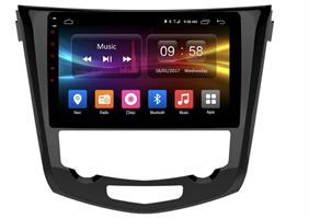 CarMedia OL-1668-2D-N для Nissan Qashqai II 2014-2017, X-Trail III (T32) 2015-2017 на Android 10.0