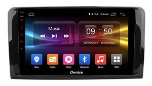 CarMedia OL-9950-1D-N для Mercedes GL-klasse (X164), ML-klasse (W164) 2005-2012 на Android 10.0