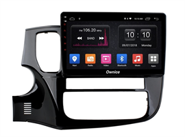CarMedia OL-1633-1D-N для Mitsubishi Outlander III 2013-2020 на Android 10.0