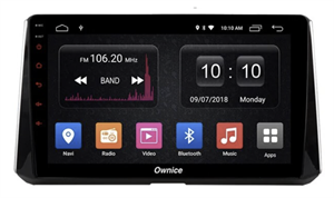 CarMedia OL-1697-1D-N для Toyota Corolla XII 2019 - 2020 на Android 10.0