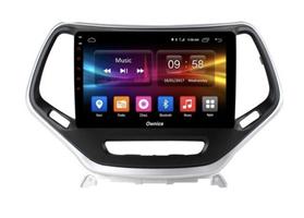 CarMedia OL-1253-2D-P для Jeep Cherokee IV (WK2) 2013-2017 на Android 10.0