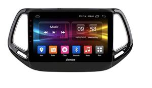 CarMedia OL-1255-2D-P для Jeep Compass II 2017-2021 на Android 10.0