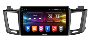CarMedia OL-1610-2D-P для Toyota RAV4 (CA40) 2013-2019 на Android 10.0