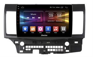 CarMedia OL-1632-2D-P для Mitsubishi Lancer 2007-2017 на Android 10.0