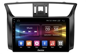 CarMedia OL-1666-2D-P для Nissan Sentra VII (B17) 2014-2017, Tiida II 2015-2017 на Android 10.0