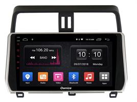 CarMedia OL-1680-2D-P для Toyota LC Prado 150 2017-2020 на Android 10.0