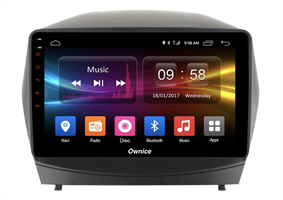 CarMedia OL-1702-2D-P для Hyundai ix35, Tucson II 2011-2015 на Android 10.0