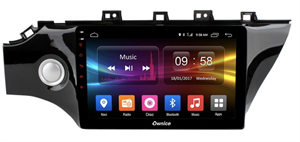 CarMedia OL-1742-2D-P для Kia Rio IV 2017-2019 на Android 10.0