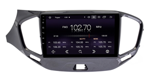 CarMedia OL-9061-2D-P для Lada Vesta 2015-2021 на Android 10.0