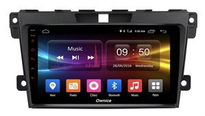 CarMedia OL-9509-2D-P для Mazda CX-7 I 2006-2012 на Android 10.0