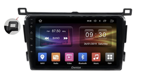 CarMedia OL-9607-2D-P для Toyota RAV4 (CA40) 2013-2019 на Android 10.0