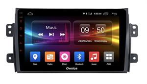 CarMedia OL-9625-2D-P для Suzuki SX4 I 2006-2014 на Android 10.0