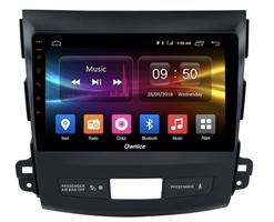 CarMedia OL-9636-2D-P для Mitsubishi Outlander II (XL) 2006-2012 на Android 10.0