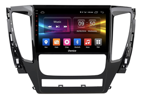 CarMedia OL-9638-2D-P для Mitsubishi Pajero Sport III 2015-2019 на Android 10.0