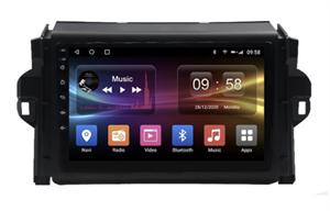 CarMedia OL-9699-2D-P для Toyota FORTUNER 2015+ на Android 10.0