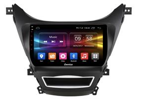 CarMedia OL-9706-2D-P для Hyundai Elantra V (MD) 2014-2016 на Android 10.0