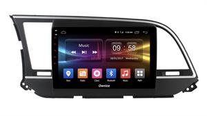 CarMedia OL-9708-2D-P для Hyundai Elantra VI (AD) 2016-2019 на Android 10.0