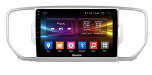 CarMedia OL-9733-2D-P для KIA Sportage IV 2016-2018 на Android 10.0