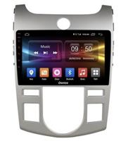 CarMedia OL-9736-A-2D-P для Kia Cerato II 2009-2013 с климат-контролем на Android 10.0