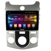 CarMedia OL-9736-M-2D-P для Kia Cerato II 2009-2013 с кондиционером на Android 10.0