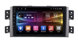 CarMedia OL-9738-2D-P для Kia Mohave I 2008-2018 на Android 10.0