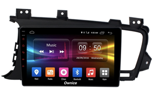 CarMedia OL-9745-2D-P для Kia Optima III 2010-2013 на Android 10.0