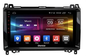 CarMedia OL-9946-2D-P для Mercedes A-klasse (W169) 2004-2012, B-klasse (W245) 2005-2011, Vito ll (W639) 2006-2014, Vito III (W447) 2014-2020, Viano ll (W639) 2006-2014 на Android 10.0