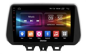 CarMedia OL-9728-1D-P для Hyundai Tucson III 2018-2019 на Android 10.0