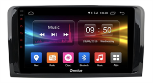 CarMedia OL-9950-1D-P для Mercedes GL-klasse (X164), ML-klasse (W164) 2005-2012 на Android 10.0